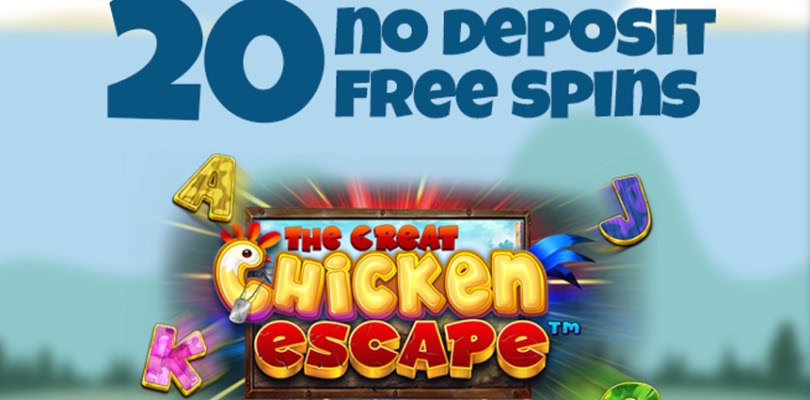 20 free spins when you add your card