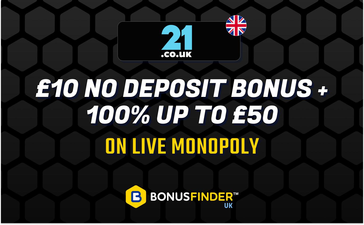 live monopoly casino no deposit bonus