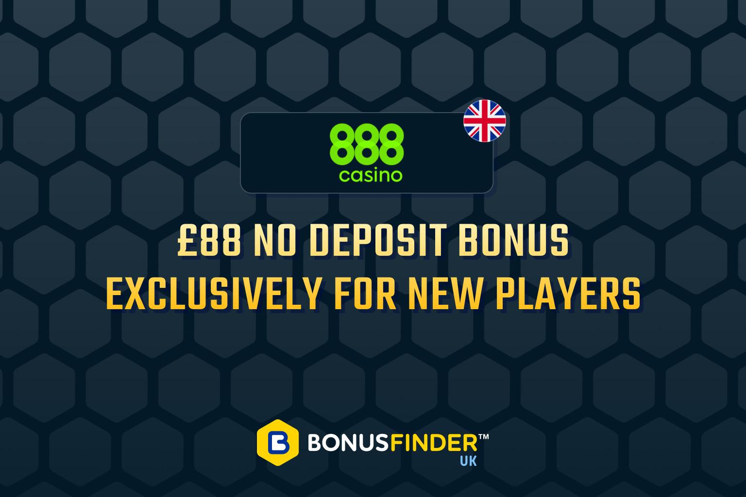 888 casino free spins no deposit bonus