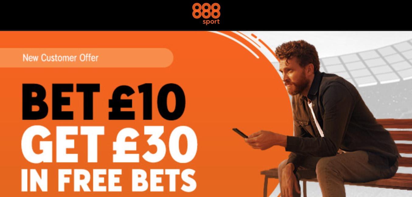 888sport UK bonus