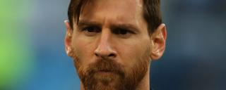 Lionel Messi Body Language