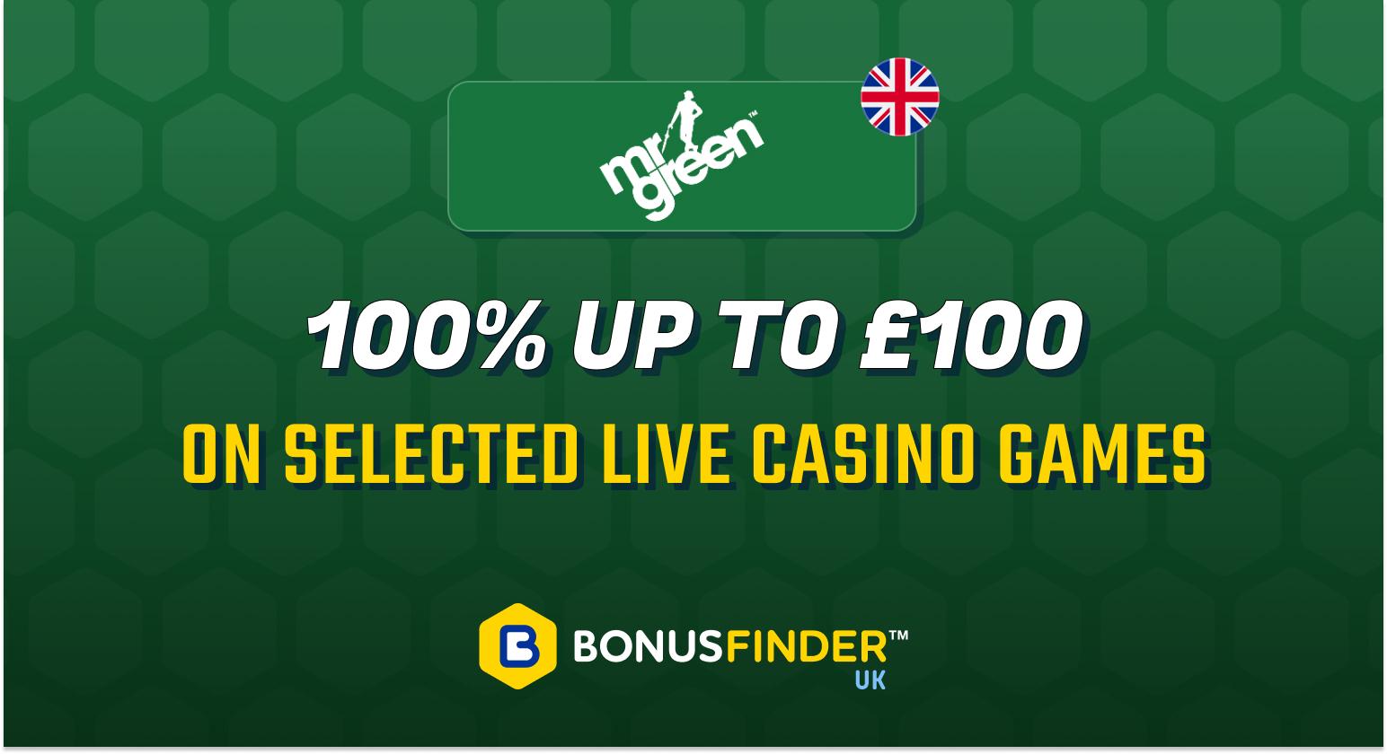 best live casino uk online