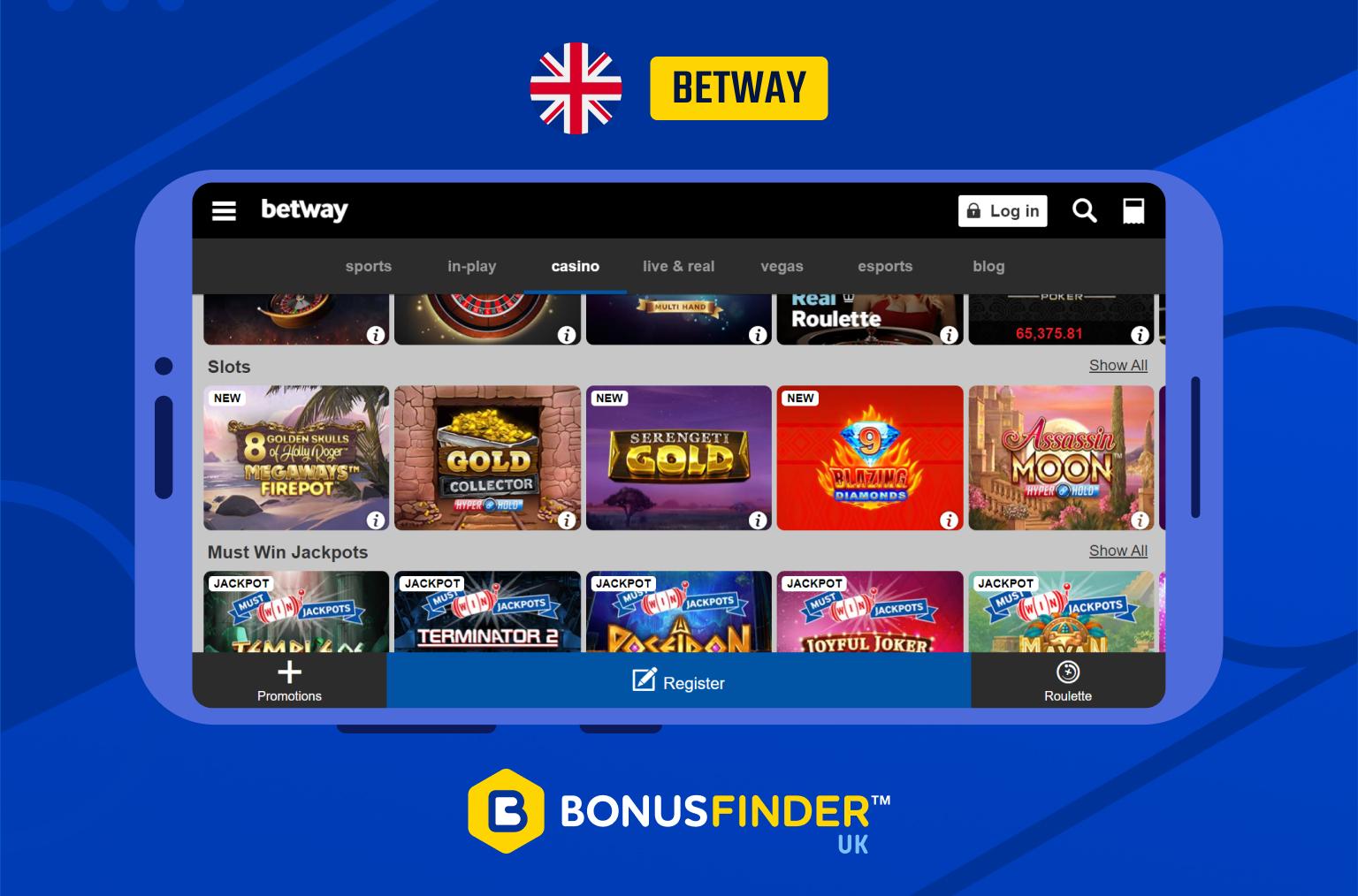 betway uk