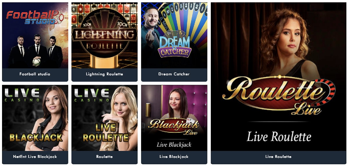 jonny jackpot live casino