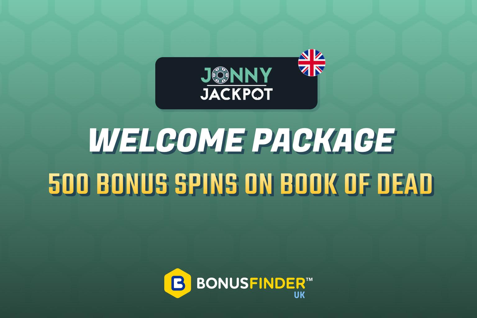 jonny jackpot promotions
