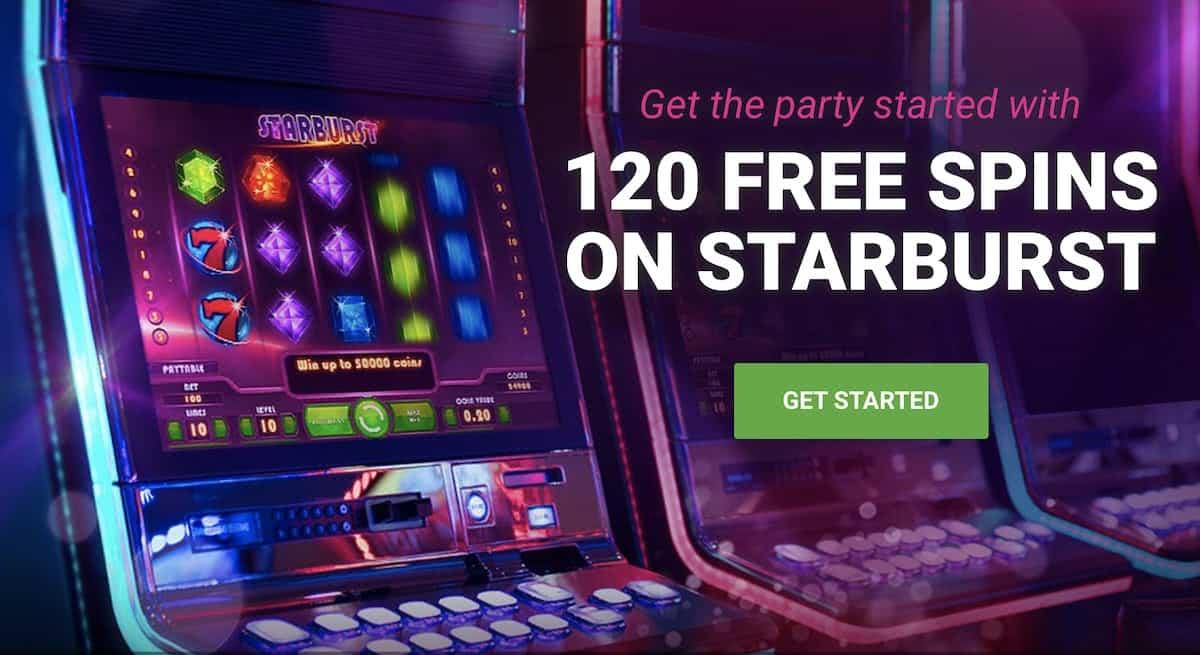 PartyCasino Bonus Code 2019 > Get 50 Starburst Spins <