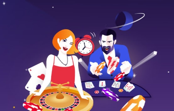 Win vouchers during the partycasino live casino happy hour
