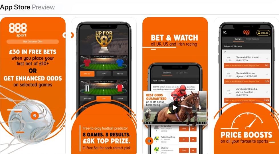 888 sport ios app