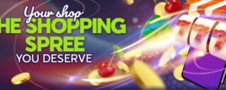 Buy free spins and other goods in the wink slots shop