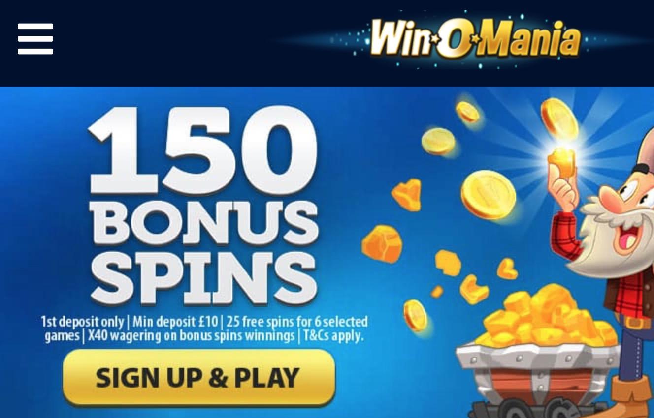 Winomania Casino UK